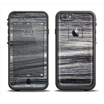 The Strands of Dark Colored Hair Apple iPhone 6 LifeProof Fre Case Skin Set