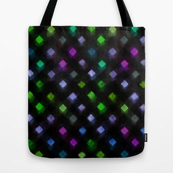 Awash in the Dark Tote Bag by MidnightCoffee