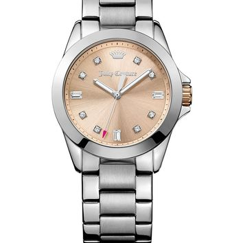 Stainless Steel Malibu by Juicy Couture, O/S