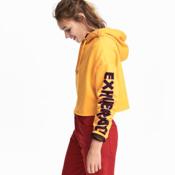 H&M Hooded sweater $24.99
