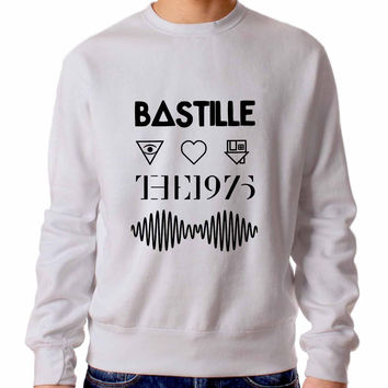 The 1975 Arctic Monkeys Bastille  Sweater / Unisex Sweater