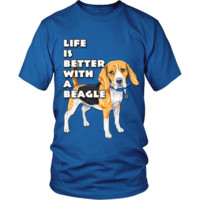 Life...Better With A Beagle