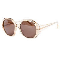 ModeWalk.com: Georgia Champagne Sunglasses by Michel Klein
