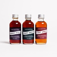 Drake Maple Syrup Sampler - Living