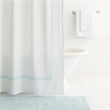 PCH Trio Sky Shower Curtain