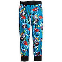 Ariel and Flounder Leggings for Women