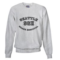 Seattle Grace Hospital Sweatshirt on CafePress.com