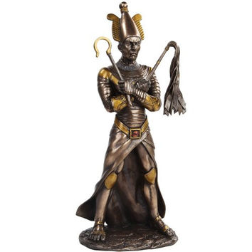 11 Osiris - Ancient Egyptian God Collection (Bronze)
