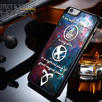 Divergent Mortal Instrument And Hunger Game iPhone 6S Case|iPhonefy