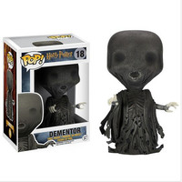 Retail Box Funko Pop Harry Potter Dementor PVC Action Figure 10CM