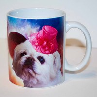 Space Dog - Food Mug
