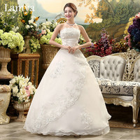 Real Photo Customized Princess Lace Wedding Dress 2016 Vintage Plus Size Wedding Dresses Bridal Gowns vestido de noiva WD2088