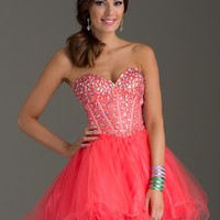 CLARISSE - Fall 2014 - Clarisse Homecoming Dress 2461
