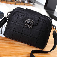 Fashion Leather Shoulder Bag Female Casual Crossbody Bag Women Messenger Bags Chic Handbag Gift 08