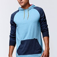Nixon Swap Long Sleeve Knit Shirt - Mens Tee
