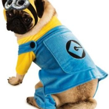 Despicable Me 2 Minion Pet Costume, Small