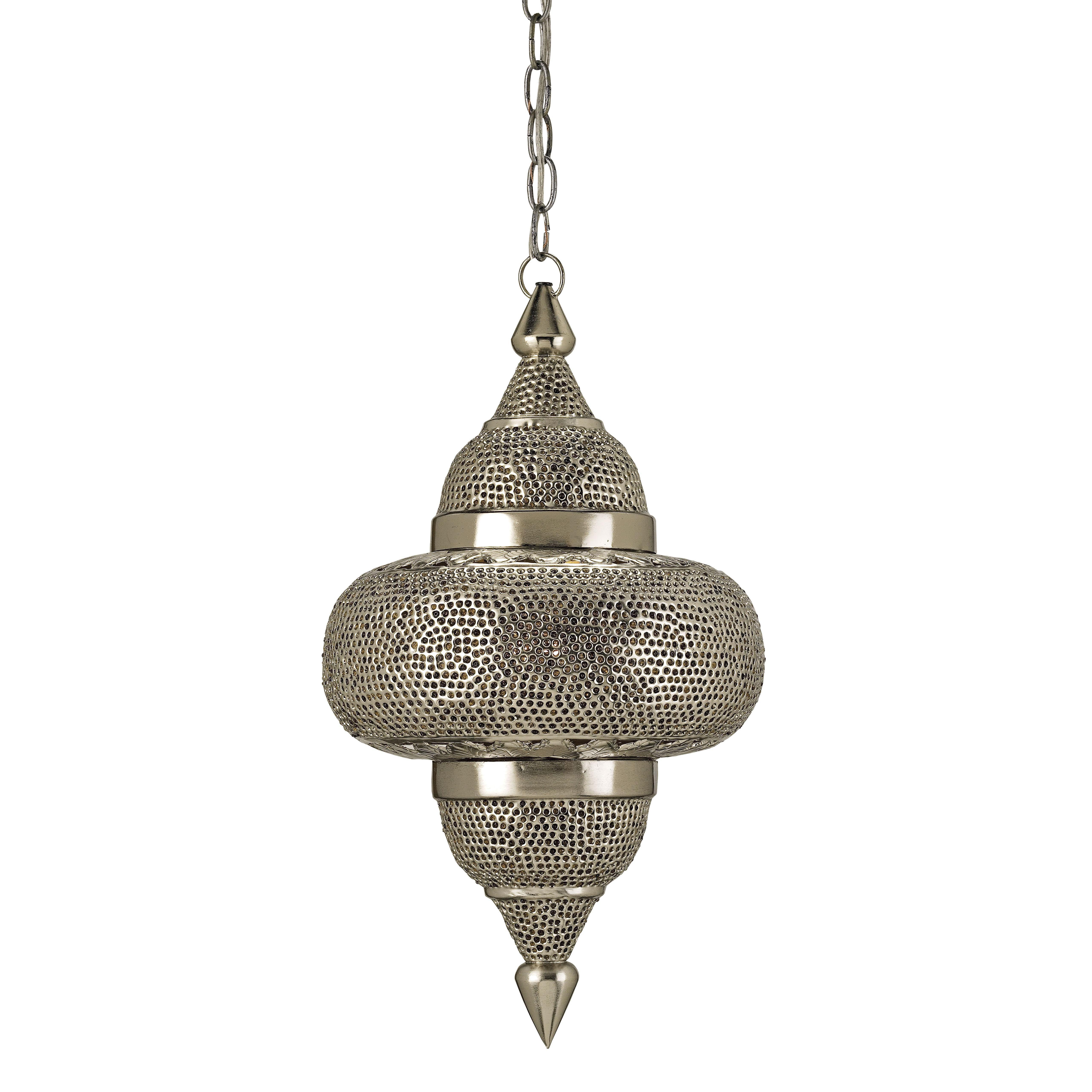 Currey And Company Tangiers Pendant - Currey-co-9103   Candelabra, Inc.