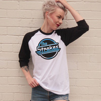 Vintage Style The Strokes Jersey/t-Shirt