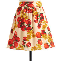 From My Garden Skirt | Mod Retro Vintage Skirts | ModCloth.com