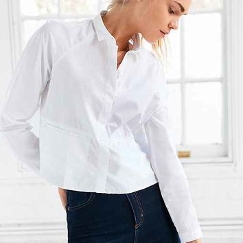 BDG Daryl Button-Down Pocket Shirt