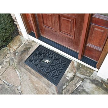 "Philadelphia Eagles NFL Vinyl Doormat"" (19""x30"")"""