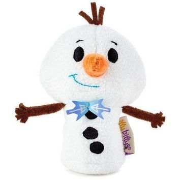 itty bittys Olaf's Frozen Adventure Stuffed Animal