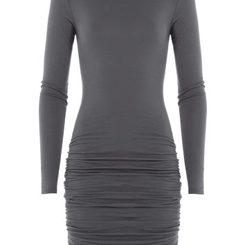 Velvet - Cotton Turtleneck Dress