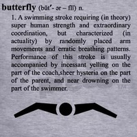 Butterfly (definition) Hoodie