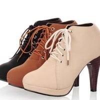 fashion high heel shoes