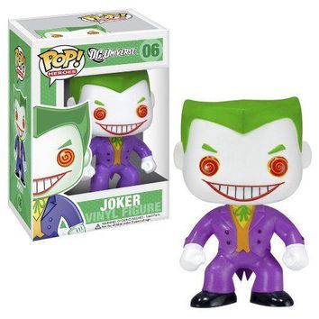 "Funko Pop Joker 3.75"" Vinyl Figure"