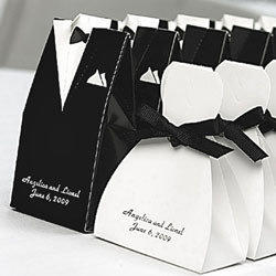 Wedding Party Favors Boxes