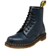 Dr. Martens 1460 Originals 8 Eye Lace Up Boot,Navy Smooth Leather,5 UK (6 M US Mens / 7 M US Womens)