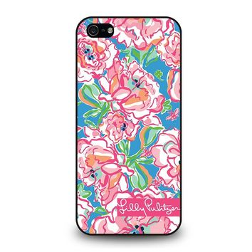 LILLY PULITZER CHARMS iPhone 5 / 5S / SE Case Cover