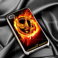 the hunger games logo iphone case ,samsung case for iphone 4/4S,5/5S,5C Accesories