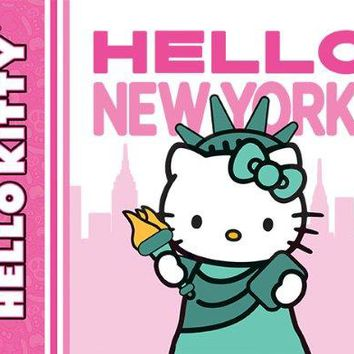 Hello Kitty, Hello New York! Hello Kitty BRDBK