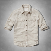 Mount Armstrong Flannel Shirt
