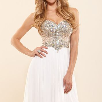 Embellished Evening Gown by Terani Couture Prom