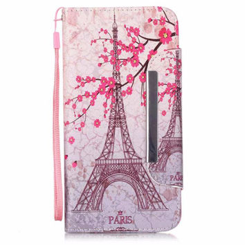 Paris Eiffel Tower Flip iPhone Case