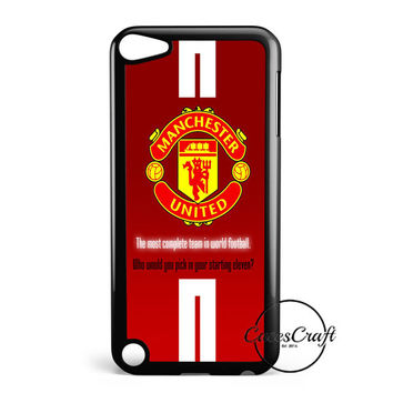 Manchester United Logo iPod Touch 5 Case