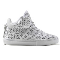 Clear Weather - The One Ten - Snowstorm White Perf Leather