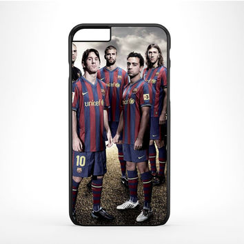 Fc Barcelona Player iPhone 6 Plus Case