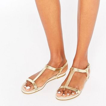 ASOS FALLA Flat Sandals at asos.com