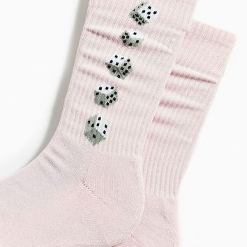 Dice Sport Sock | Urban Outfitters