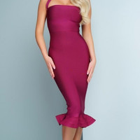 Anabelle Midi Bandage Dress