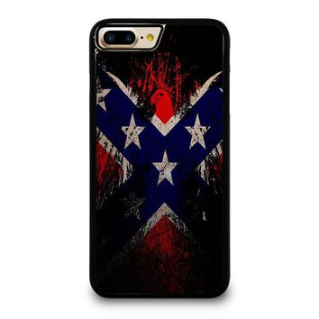 BROWNING REBEL FLAG iPhone 4/4S 5/5S/SE 5C 6/6S 7 8 Plus X Case