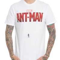 Marvel Ant-Man Poster T-Shirt