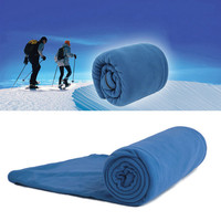 Ultra-light Multifunction Portable Spring and Winter Warm Polar Fleece Tent Sleeping Pad Bag Outdoor Camping Travel Hiking Bag