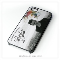 Panic At The Disco Cover iPhone 4 4S 5 5S 5C 6 6 Plus , iPod 4 5 , Samsung Galaxy S3 S4 S5 Note 3 Note 4 , HTC One X M7 M8 Case