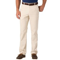 Skipjack Classic Fit Pant in Stone by Southern Tide