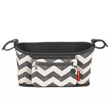 Skip Hop Grab and Go Stroller Organizer, Chevron